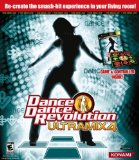 Dance Dance Revolution Ultramix 4 Bundle