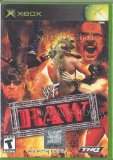 WWF RAW for XBox Game System