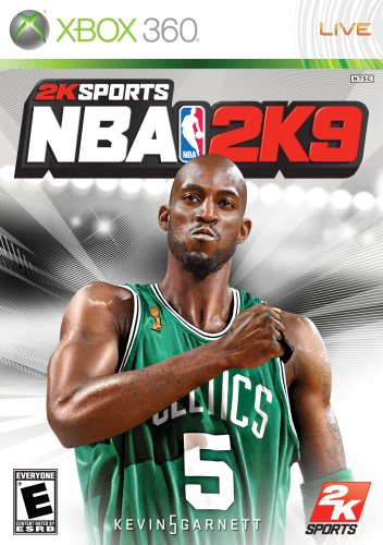Nba 2k9 basketball game xbox 360 new for xbox 360 - Ign boards basketball ...