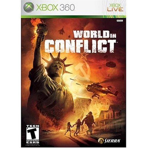 Strategy Games For Xbox 360 : World in conflict soviet assault for xbox