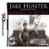 Jake Hunter Memories Of The Past - Nintendo DS