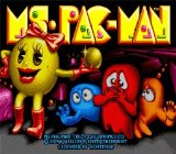 Ms. Pac-man Nintendo NES Game