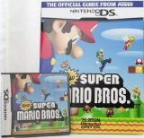 New Super Mario Bros DS with Official Guide