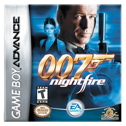 James Bond 007 Nightfire For Game Boy Advance Walkthroughs Reviews Faqs