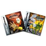 Avatar Airbender and Danny Phantom GBA 2Pk