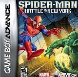 GBA Spider-man Battle for New York