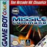 Missile Command with Rumble (Game Boy Color Only)