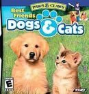 Paws and Claws: Best Friends - Dogs and Cats GBA