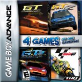Racing GBA 4 Pack: GT Advance Championship Racing, GT Advance 2 Rally Racing, GT