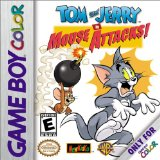 Tom and Jerry: Mouse Attacks