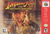 Indiana Jones and the Infernal Machine Nintendo 64 N64
