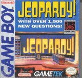 Jeopardy! Alex Trebek Nintendo NES Game Original
