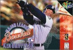 Major League Baseball Featuring Ken Griffey Jr N64 MLB