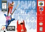 Nagano Winter Olympics '98 Nintendo 64 N64 Game