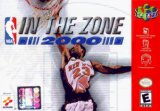 NBA In The Zone 2000 Nintendo 64 N64 Game