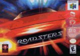 Roadsters Nintendo 64 N64 Game Racing Classic PNP