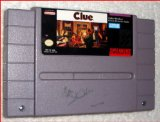 Clue for Super Nintendo SNES