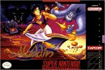 Disney's Aladdin Fun Super Nintendo SNES Game Classic