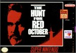 Hunt For Red October Super Nintendo SNES