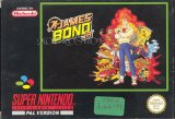 James Bond Jr. Super Nintendo SNES