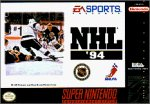 NHL '94 Super Nintendo SNES