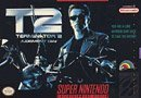 Terminator 2 T2: The Arcade Game Super Nintendo SNES
