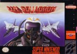 U.N. Squadron Super Nintendo SNES Game