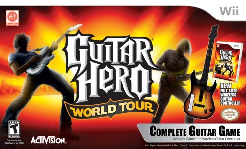 Guitar Hero World Tour Xbox  Best Buy
