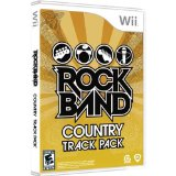 Rock Band: Country Track Pack - Nintendo Wii