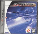 AirForce Delta Sega Dreamcast COMPLETE Game Air Force
