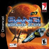 Bang! Gunship Elite Sega Dreamcast COMPLETE Game