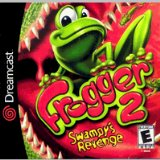 Frogger 2: Swampy's Revenge Dreamcast COMPLETE Game II