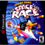 Looney Tunes: Space Race Sega Dreamcast COMPLETE Game