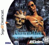 Shadow Man Sega Dreamcast COMPLETE Game