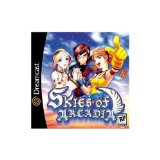 Skies of Arcadia Sega Dreamcast COMPLETE Game