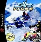 Sno-Cross Championship Racing Dreamcast COMPLETE Snow X