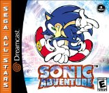 Sonic Adventure Sega Dreamcast COMPLETE Game