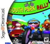 South Park Rally Sega Dreamcast COMPLETE Game