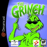 The Grinch Sega Dreamcast COMPLETE Game