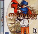 Time Stalkers Sega Dreamcast COMPLETE Game