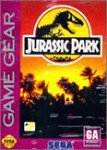 Jurassic Park Sega Game Gear