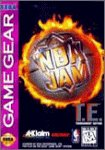 NBA Jam Tournament Edition Game Gear