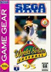 World Series Baseball '95 (Sega Game Gear)