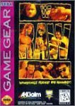 WWF Raw [SEGA VIDEO GAME]