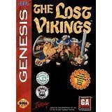 The Lost Vikings (Sega Genesis)