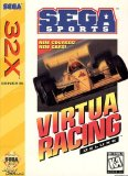Virtua Racing Deluxe 32x