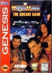 Wrestlemania The Arcade Game