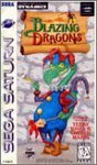 Blazing Dragons for Sega Saturn