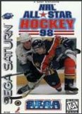 NHL All-Star Hockey '98 ~ Sega Saturn