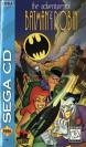 The Adventures Of Batman and Robin Sega CD